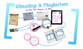 Copy of Technology Issues - Cheating and Plagiarism