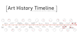 Copy of Art History Timeline