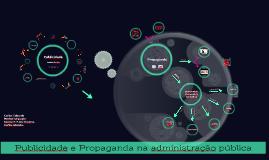 Copy of Publicidade e Propaganda na administração pública