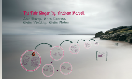 The Fair Singer By: Andrew Marvell