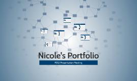 Nicole's Portfolio