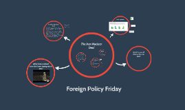 Foreign Policy Friday