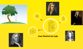 Isaac Newton by: Cale