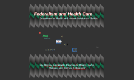 Federalism and Health Care