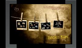 Becks' Life Story 2017