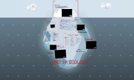 19--ECOLOGY
