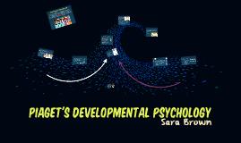 Piaget's Developmental Psychology