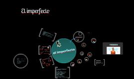 Vistas 10.1: El imperfecto