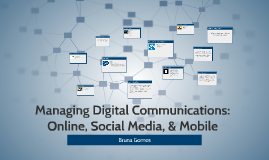 Copy of Managing Digital Communications: