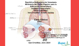 República Bolivarian de Venezuela