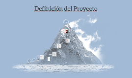 Proyect definition