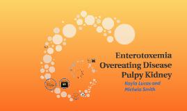 Enterotoxemia