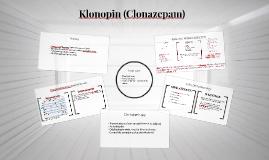 Copy of Klonopin (Clonazepam)