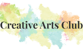 Creative Arts Club