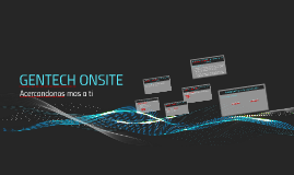 GENTECH ONSITE