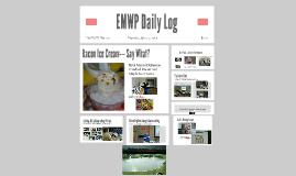 EMWP Daily Log