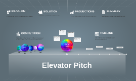 Copy of Copy of Elevator Pitch