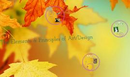 Elements & Principles of Art/Design: Line/Texture