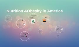 Copy of Obesity in America