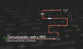 Comunicación, Web y RRS
