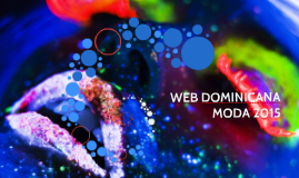 WEB DOMINICANA MODA 2015