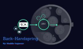 Back-Handspring