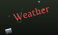 our weather project