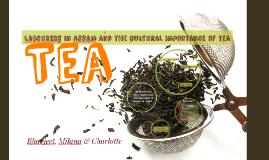 Copy of Tea