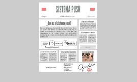 SISTEMA PUSH