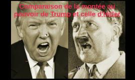 Trump contre Hitler