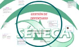 Copia de GESTIÓN DE INVENTARIO