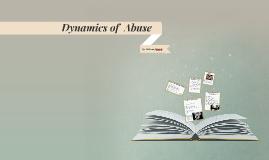 Dynamics of Spousal Abuse