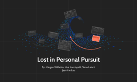 Lost in Personal Pursuit
