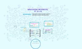 RESOLUCIÓN 311