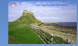 Chapter 9: Holy Island and the Vikings