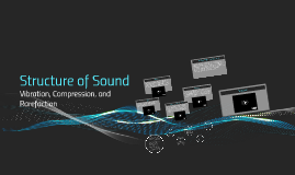 Structure of Sound