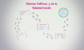 Ciencias Políticas y de la Administración