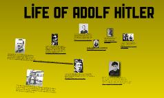 Life of Hitler