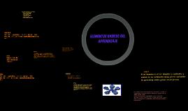 Copy of ELEMENTOS BASICOS DEL APRENDIZAJE