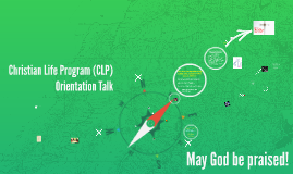 Copy of Christian Life Program (CLP)