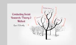 IR5099: Methodology, Methods, and The Dissertation
