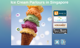 Ice Cream Parlours in Singapore