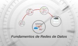 Fundamentos de Redes de Datos