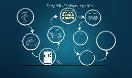 Proyecto De Investigacion.