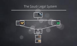 Saudi Legal System