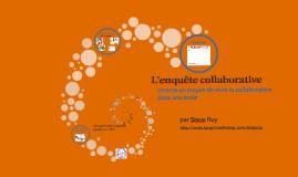 L'enquête collaborative
