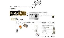 El Dadaisme-Poemes Dadaistes