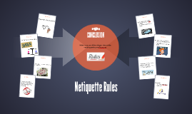 Netiquette Rules for our Twinspace