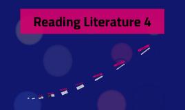 Reading Literature 4