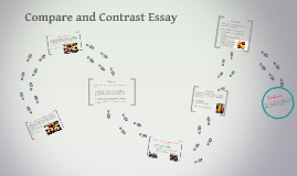 Copy of Copy of Comparing and Contrasting Essay